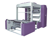 Non Woven Roll to Roll Printing Machine